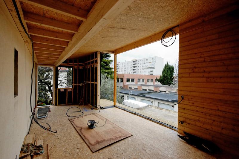 Maison ossature bois Is u00e8re, Grenoble, Voiron MTTBois # Maison Ossature Bois Isere